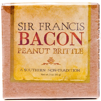 Yes, finally Bacon and Peantus in One Snack!