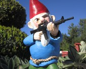 Bring new meanign to garden pest control!