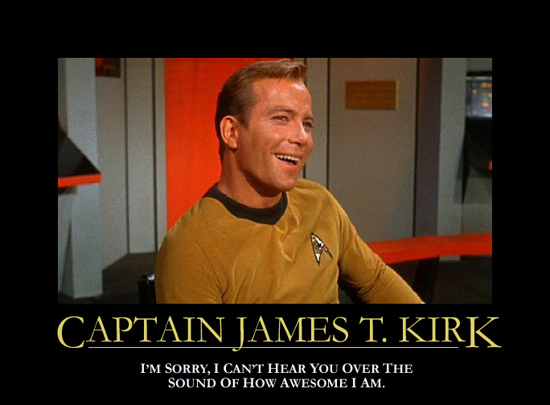 IT's Talk Like Shatner Day